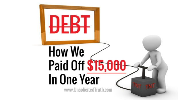 Personal finance, get out of debt!